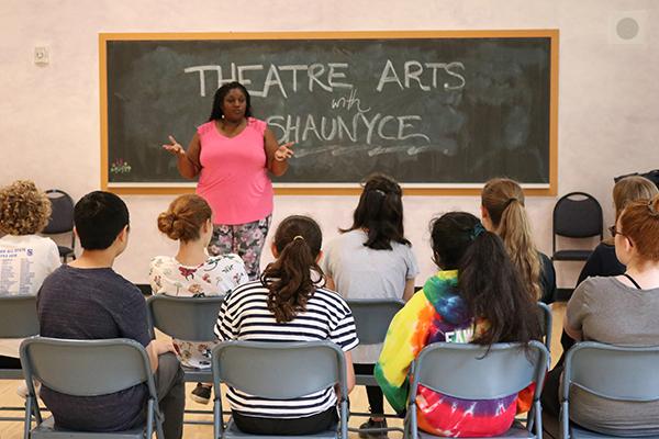 Theater Arts at TunedIn! 2019
